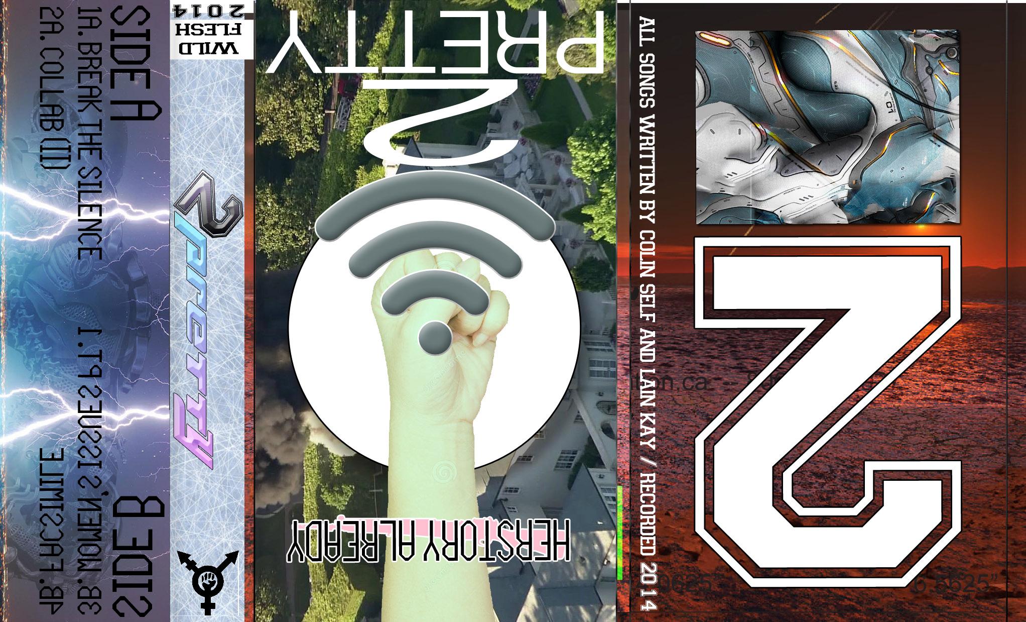 2pretty album cover 1